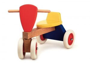 Egmont Wooden Sit & Ride Trike