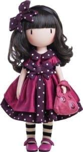 Gorjuss of Santoro doll - Ladybird