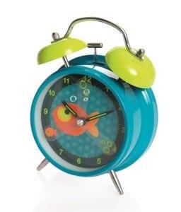 EGMONT ALARM CLOCK GOLDFISH