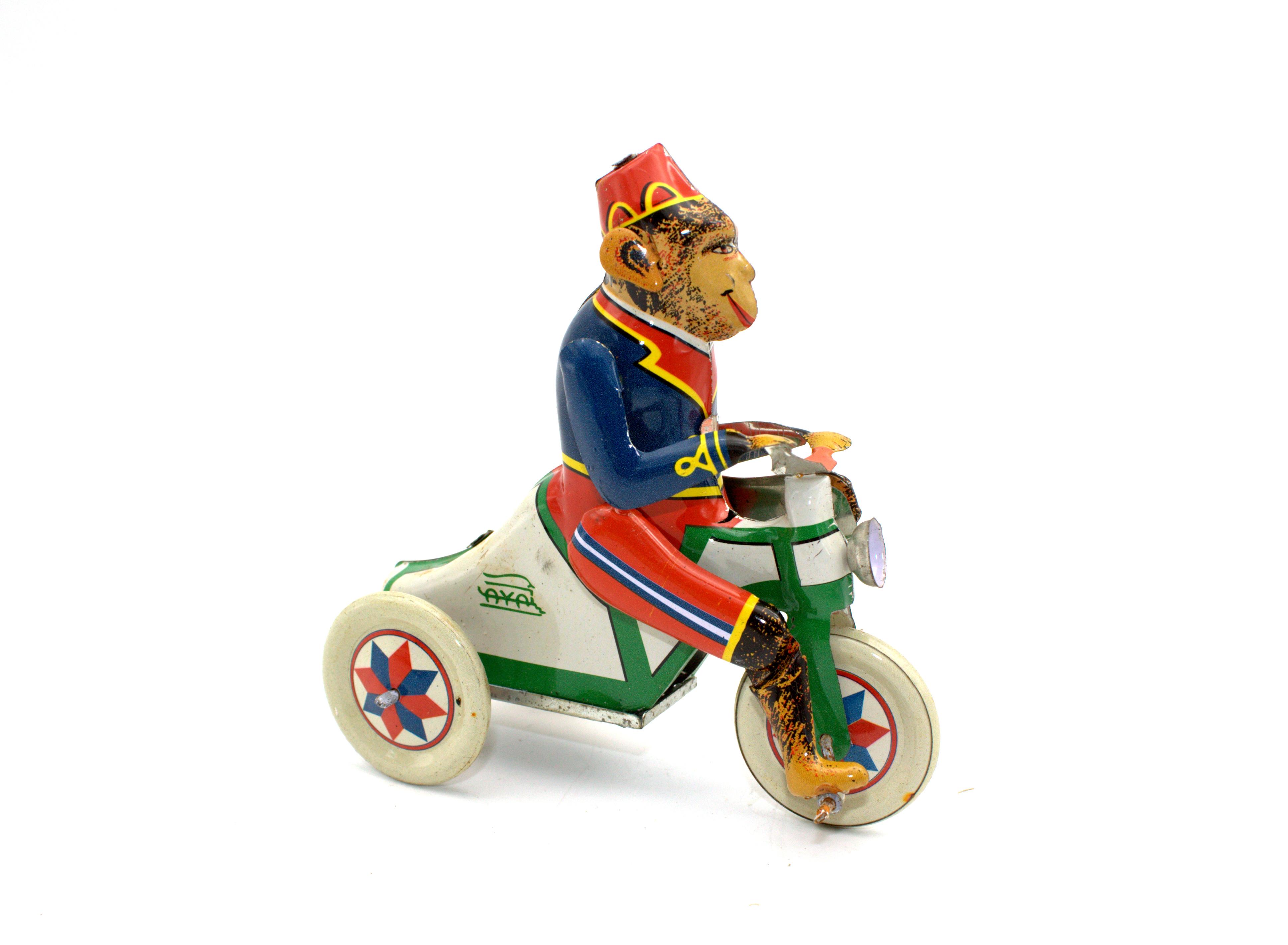 Monkey Bike Toy Bicycling Best Ideas