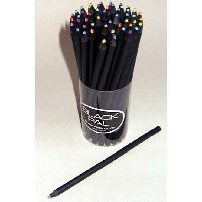 rainbow pencils, tub of 60