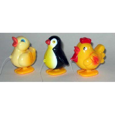 PLASTIC ROCK'N'WALK BIRDS