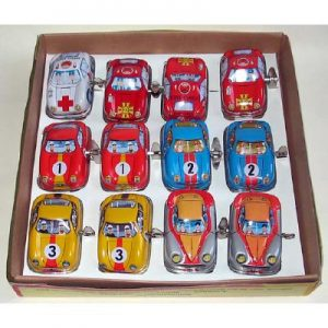 TIN MINI CARS