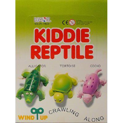 Wind-up KIDDIE REPTILES