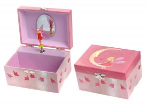 Music box,Pink Moon