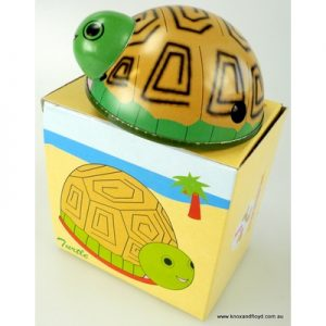 Tin toy - windup TURTLE