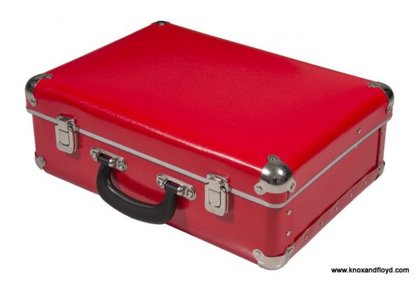 Large Travel Suitcase - RED