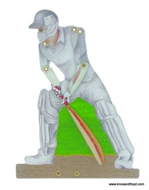 Action Clicker - Cricketer
