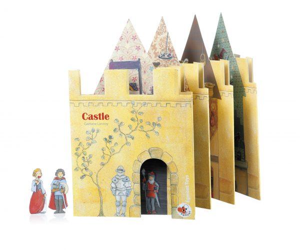Egmont Castle Book