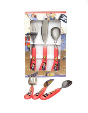 Egmont Cutlery Set - Pirates