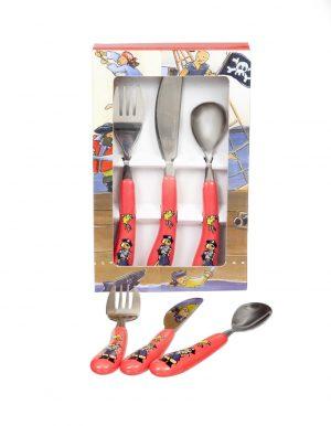 Egmont Cutlery Set - Pirates