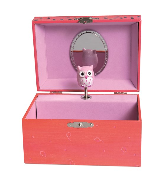 Musical Jewellery Box - Birdhouse