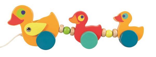Egmont Pull Along 3 Little Ducks