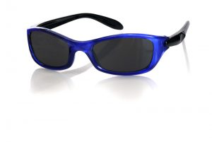 SUNGLASSES - blue design