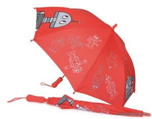 Egmont Umbrella - Robots