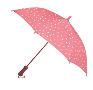 Egmont Umbrella - Pink with white spots