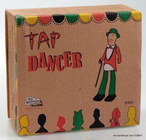 Tin toy - Dancing Minstrel