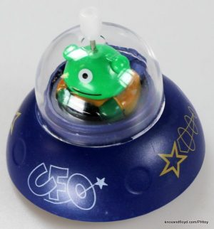Wind-up NO-FALL UFO