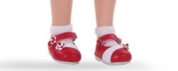 Paola Reina Doll clothing - Shoes