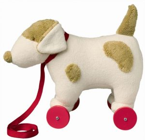 Trousselier Dog on Wheels