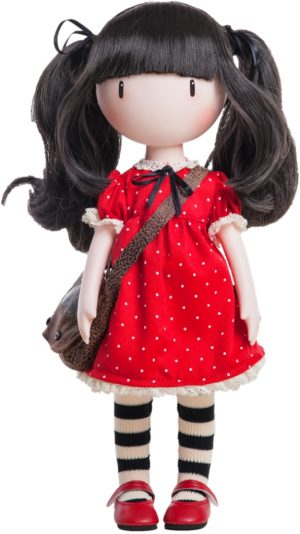 Gorjuss of Santoro doll - Ruby
