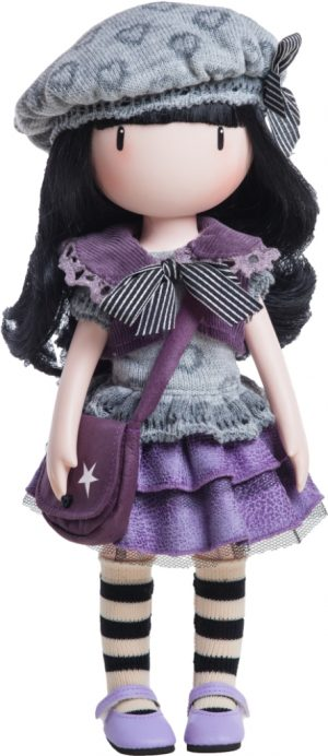 Gorjuss of Santoro doll - Little Violet
