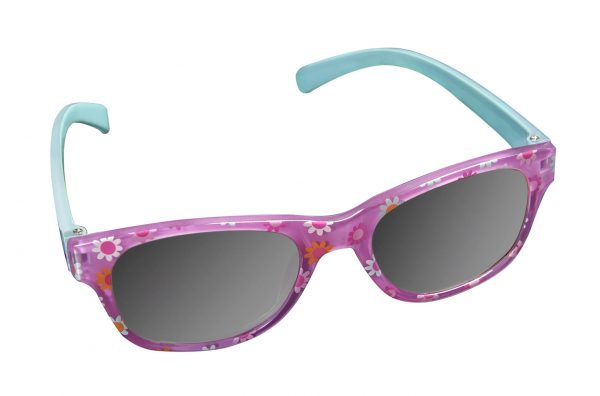 EGMONT SUNGLASSES WITH PINK AND BLUE FLOWERSEGMONT SUNGLASSES WITH PINK AND BLUE FLOWERS