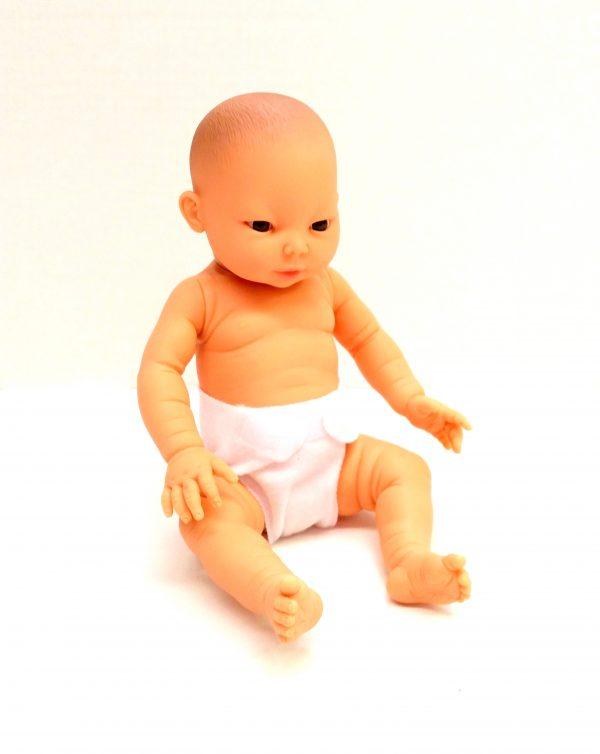 TINY BABY – ASIAN girl 30CM